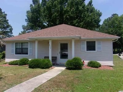 Myrtle Beach Single Family Home Active Under Contract: 6474 Sweet Gum Trail