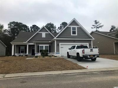 Myrtle Beach Single Family Home Active Under Contract: 7039 Swansong Circle