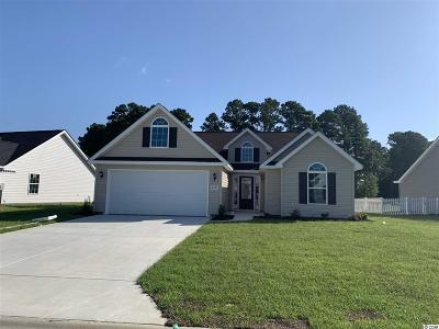 Longs Single Family Home Active Under Contract: 4031 Comfort Valley Dr.