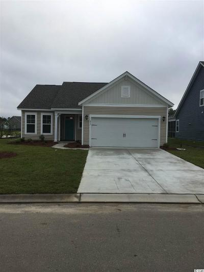 Myrtle Beach Single Family Home Active Under Contract: 217 Angel Wing Dr.