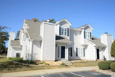 North Myrtle Beach Condo/Townhouse For Sale: 503 20th Ave. N #17A