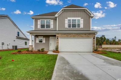 Myrtle Beach Single Family Home For Sale: 5543 Redleaf Rose Dr.