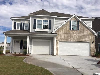 Myrtle Beach Single Family Home Active Under Contract: 5116 Country Pine Dr.