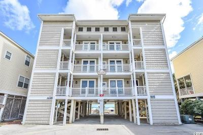 Surfside Beach Condo/Townhouse For Sale: 1413 S Ocean Blvd. #6