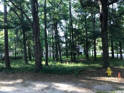 North Myrtle Beach Residential Lots & Land For Sale: 5019 Bucks Bluff Dr.