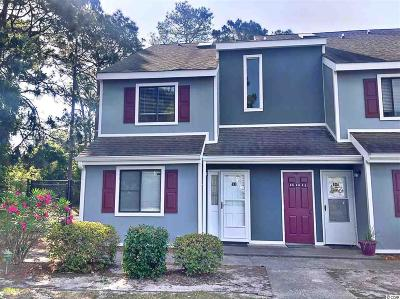 Surfside Beach Condo/Townhouse For Sale: 1850 Colony Dr. #3-I