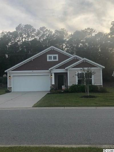 Myrtle Beach Single Family Home For Sale: 833 Bonita Loop