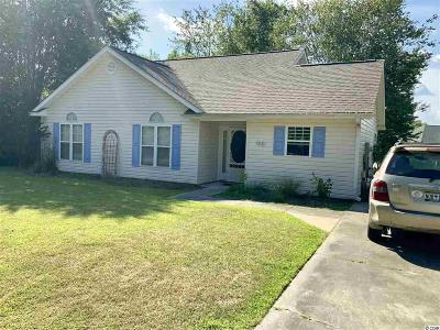 Myrtle Beach Single Family Home For Sale: 403 Lake Park Dr.