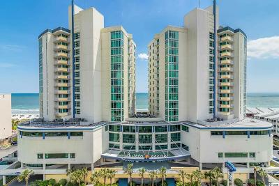 North Myrtle Beach Condo/Townhouse For Sale: 300 N Ocean Blvd. #1022