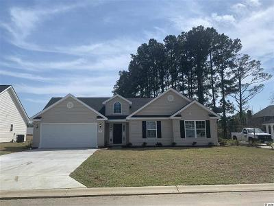 Longs Single Family Home Active Under Contract: 39 Palmetto Green Dr.