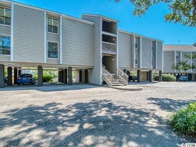 Pawleys Island Condo/Townhouse Active Under Contract: 32 South Cove Pl. #2C