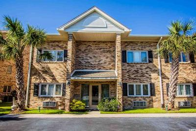 Surfside Beach Condo/Townhouse For Sale: 212 Double Eagle Dr. #G-1
