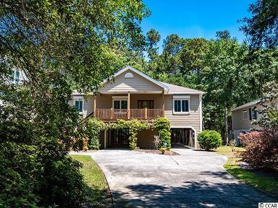 Pawleys Island Single Family Home For Sale: 115 Windover Dr.