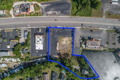 Georgetown County, Horry County Residential Lots & Land For Sale: 9916 North Kings Hwy.