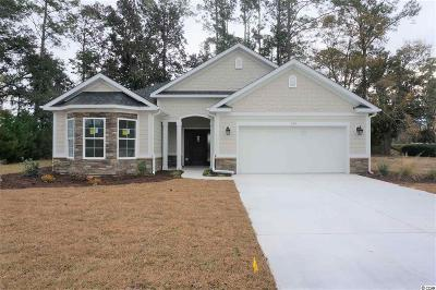 Conway Single Family Home For Sale: 872 Tilly Lake Rd.