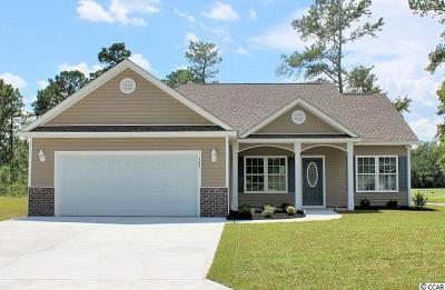 Loris Single Family Home For Sale: Tbb1 Timber Creek Dr.