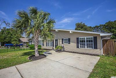 Myrtle Beach Condo/Townhouse For Sale: 6304 A Wedgewood St. #A