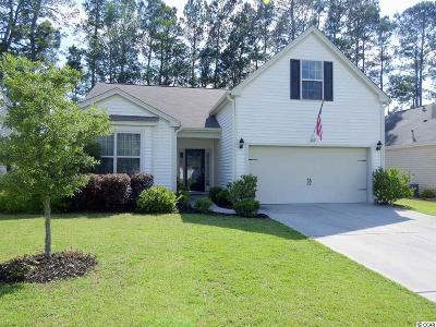 Murrells Inlet Single Family Home For Sale: 209 Golden Oaks Dr.