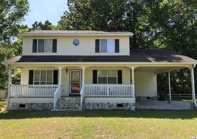 Myrtle Beach Single Family Home For Sale: 6111 Brothers Hill Rd.