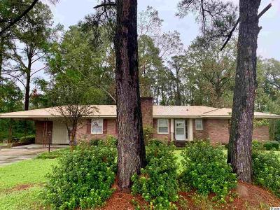 Conway Single Family Home For Sale: 3380 Highway 501 W