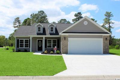 Loris Single Family Home For Sale: Tbb5 Timber Creek Dr.