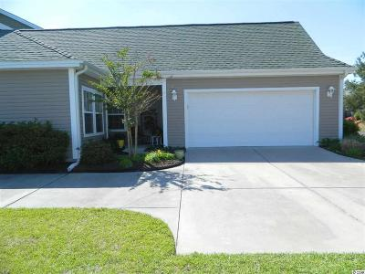 Murrells Inlet Condo/Townhouse For Sale: 471-A Woodpecker Ln. #A
