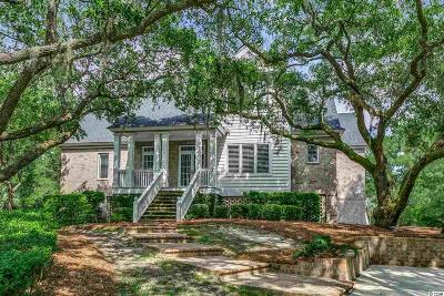 Georgetown County Single Family Home For Sale: 443 Dune Oaks Dr.