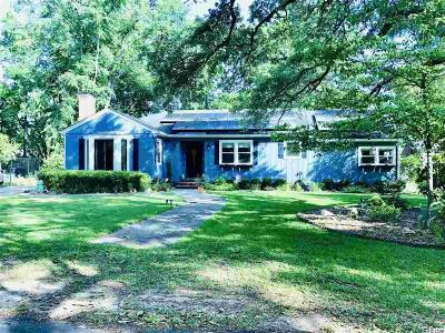 Conway Single Family Home For Sale: 504 Lakeland Dr.