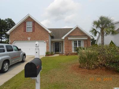 Myrtle Beach Single Family Home Active Under Contract: 4805 Southgate Pkwy.