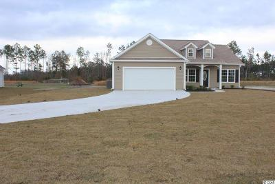 Loris Single Family Home Active Under Contract: 4431 Highway 554