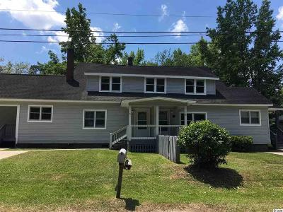 Conway Multi Family Home Active Under Contract: 1613 Dewitt Ave.