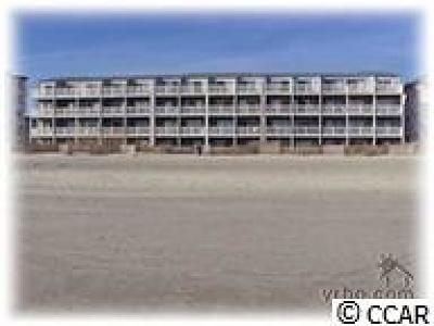 North Myrtle Beach Condo/Townhouse For Sale: 4515 South Ocean Blvd. #305