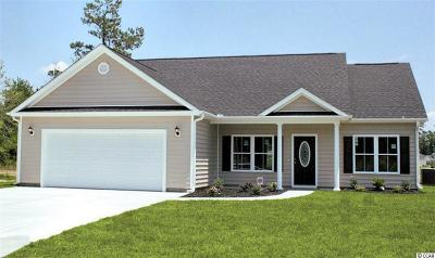 Loris SC Single Family Home For Sale: $195,900