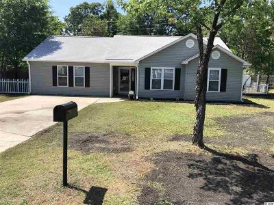 Myrtle Beach Single Family Home For Sale: 1073 Starcreek Circle