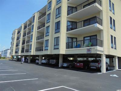 North Myrtle Beach Condo/Townhouse For Sale: 1915 N Ocean Blvd. #B-204