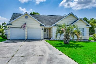 Myrtle Beach Single Family Home For Sale: 105 Point Break Dr.