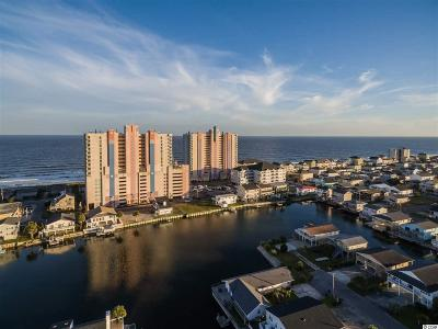 North Myrtle Beach Condo/Townhouse For Sale: 3500 N Ocean Blvd. #808