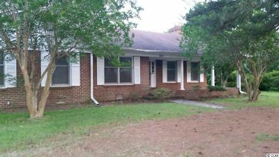 Bennettsville Single Family Home Active Under Contract: 932 E Main St.