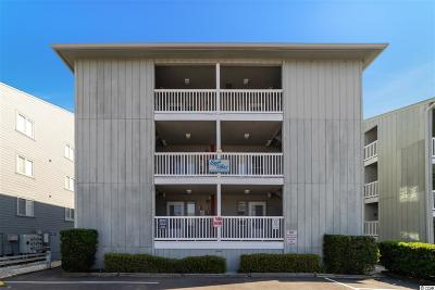 North Myrtle Beach Condo/Townhouse For Sale: 803 S Ocean Blvd. #B-2
