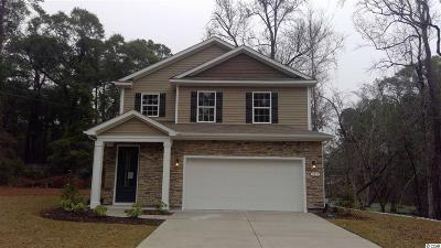 North Myrtle Beach Single Family Home For Sale: 1219 Inlet View Dr.
