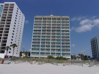 Myrtle Beach Condo/Townhouse For Sale: 2501 S Ocean Blvd. #1231