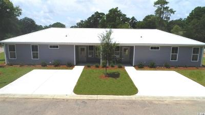 Pawleys Island Condo/Townhouse For Sale: 60 Raquet Club Dr. #6