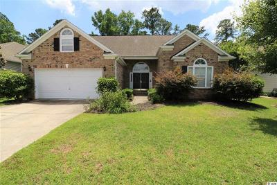Murrells Inlet Single Family Home For Sale: 106 Winding River Dr.