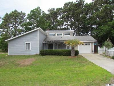 Myrtle Beach Single Family Home For Sale: 2126 Lake View Circle