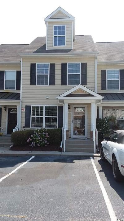 Little River Condo/Townhouse Active Under Contract: 117 Barnacle Ln. #I-2