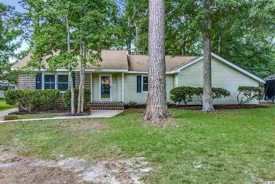 Surfside Beach Single Family Home For Sale: 717 5th Ave. N