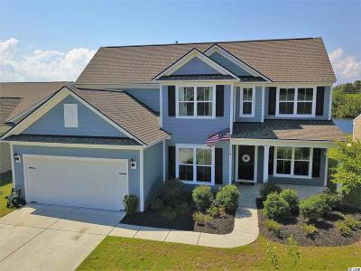 Myrtle Beach Single Family Home For Sale: 1122 Brentford Pl.