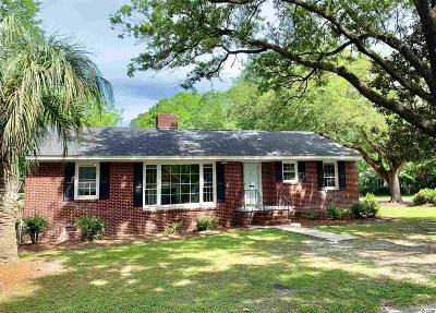 Georgetown Single Family Home For Sale: 503 Willowbank Rd.