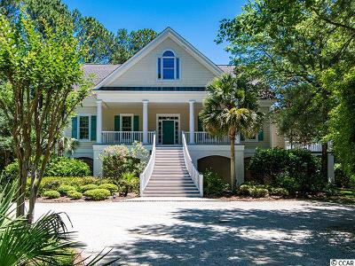 Pawleys Island Single Family Home Active Under Contract: 3328 Vanderbilt Blvd.
