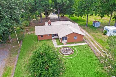 Conway Single Family Home For Sale: 2945 Old Railroad Rd.